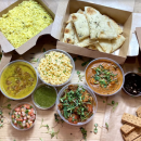 Feed The Family on a Budget with Curry Up Now's NEW Family Meals