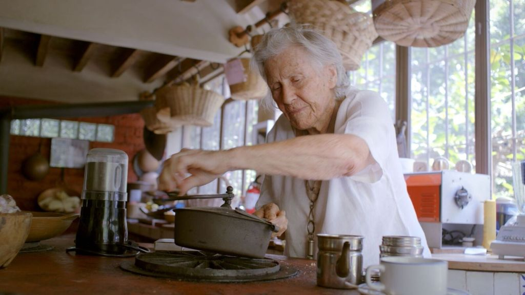Diana Kennedy Cooking
