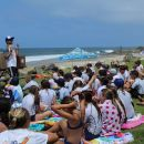 John Wayne Cancer Foundation (JWCF) Educates Youth on Sun Safety