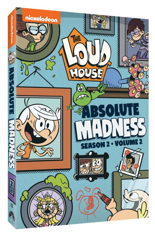 The Loud House DVD