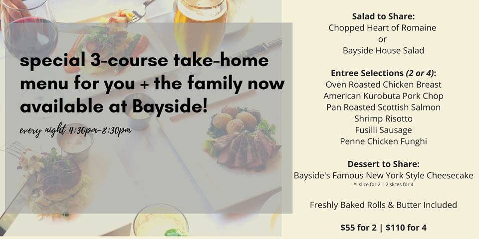 Bayside Family Meal