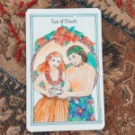 The Medicine Woman Tarot Card Message of the Day: Two of Bowls – Friendship
