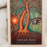 Tarot Card Message of the Day: Hidden Path