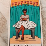 Tarot Card Message of the Day: Nine of Cups