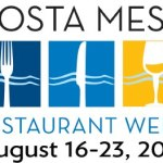 Costa Mesa Restaurant Week