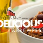 Chili and Brewfest at The Queen Mary on September 1st