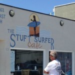 The Stuft Surfer Cafe in Newport Beach