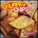 Wahoo's Introduces Churro Chips