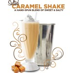 Smashburger Brings Back their Popular Salted Caramel Shake