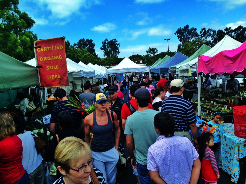 The Irvine Farmer's Market
