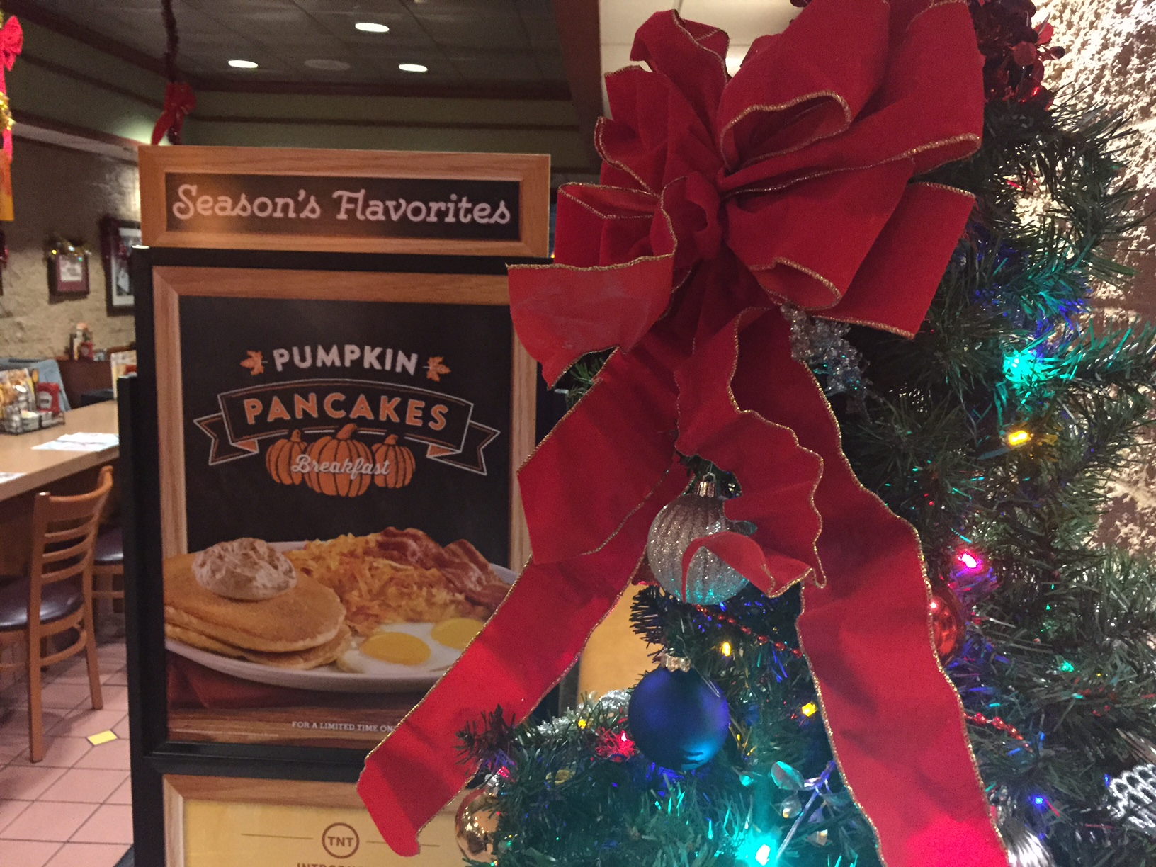 Kid's Eat Free and Seasonal Favorites at Denny's - OC Mom Dining