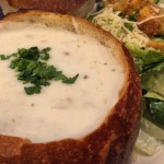 Celebrate National Clam Chowder Day at Boudin