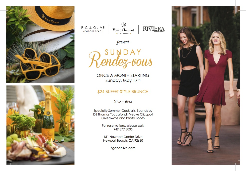 FIG & OLIVE NB Sunday_Rendezvous