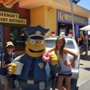 Lard Lad Donuts at Universal Studios Hollywood