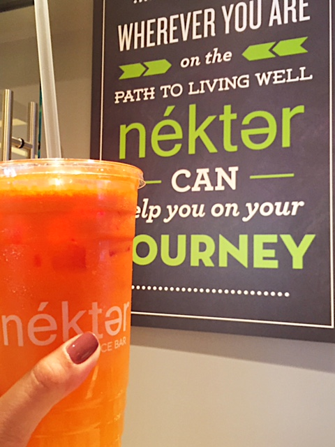 Nekter South Coast Plaza