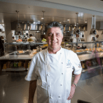 Chef Azmin Ghahreman Takes His Globally Inspired Cuisine into the Workplace