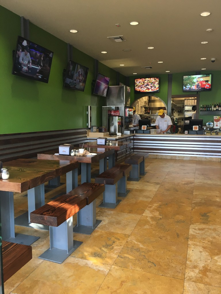 Inside of Fresh Brothers Newport Beach