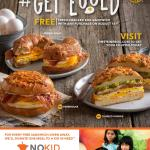 Try Einstein Bros. Bagels Egg Sandwiches for Free