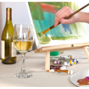 Anaheim White House Wine & Paint Event