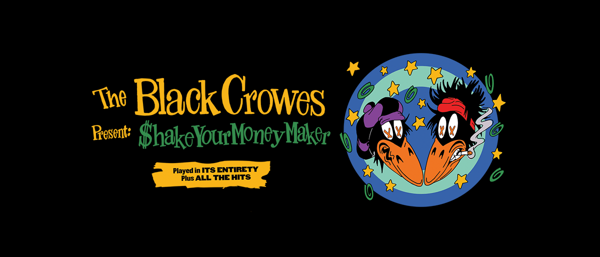 GALLERY – THE BLACK CROWES