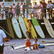 Surfing in Ocean City, NJ