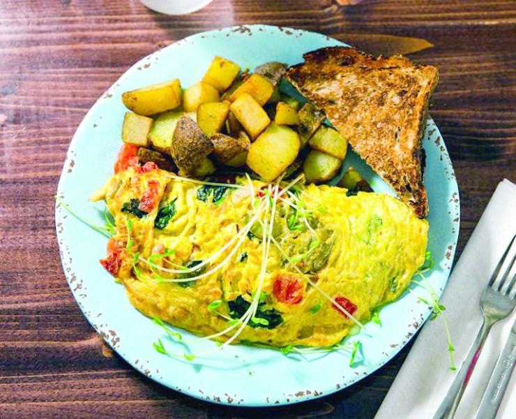 Breakfast at Jon and Patty's