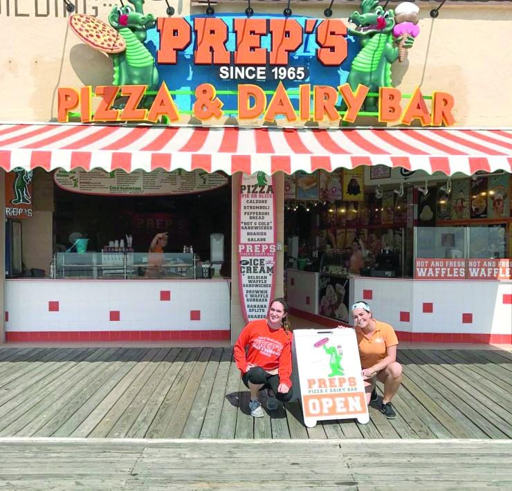 Prep's Pizza