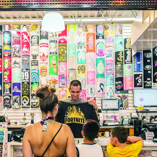 Jilly's T-shirt Factory