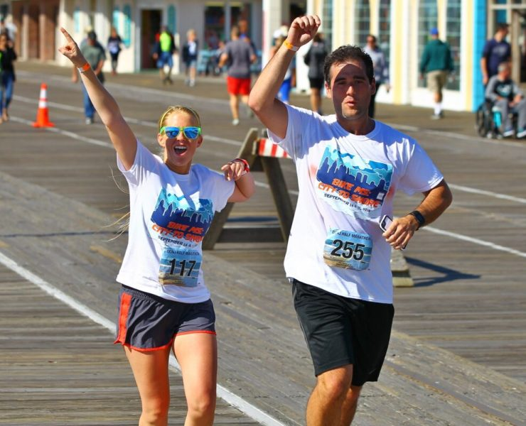OCNJ Half Marathon