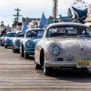 Porsche Show (courtesy of the City of Ocean City)