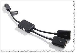 USB сплиттері