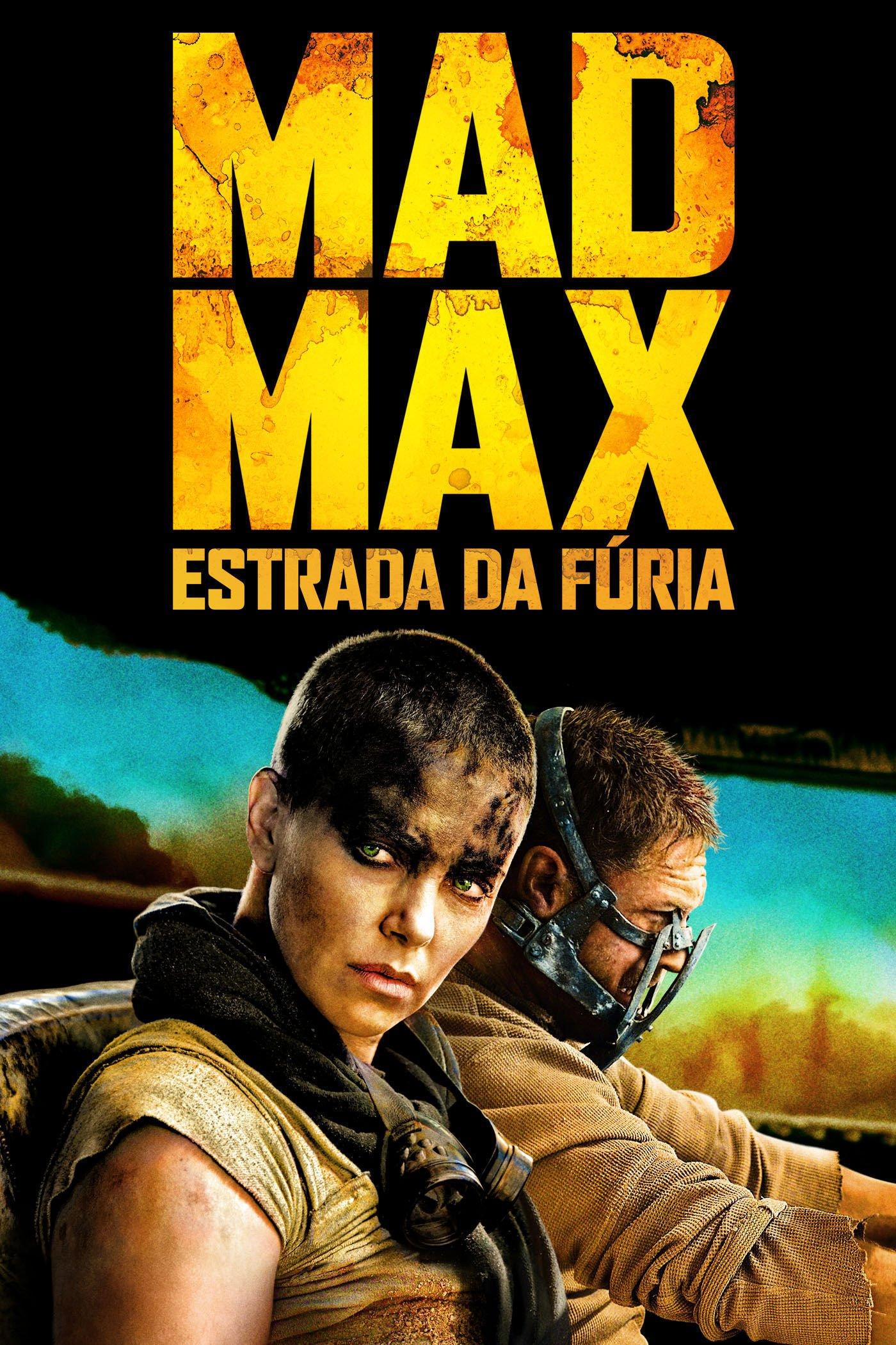 Poster do filme Mad Max?: Estrada da Fúria