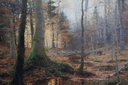 , William Bliss Baker, 'Fallen Monarchs', 1886
