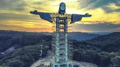 "Estátua ""Cristo Protetor''"