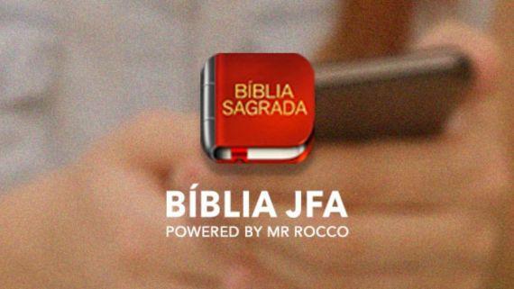 Bíblia no celular JFA