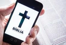 Bíblia no celular