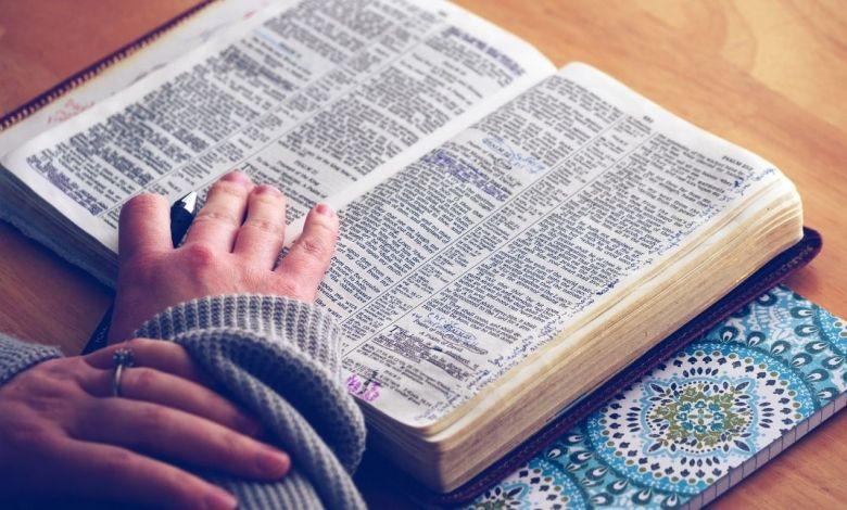 Versículos sobre fé