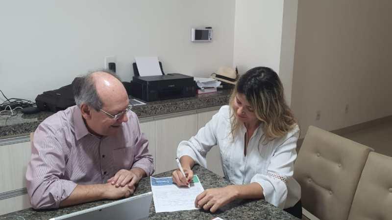 De olho na Prefeitura de Araguaína, Podemos filia empresária Flávia Neiva