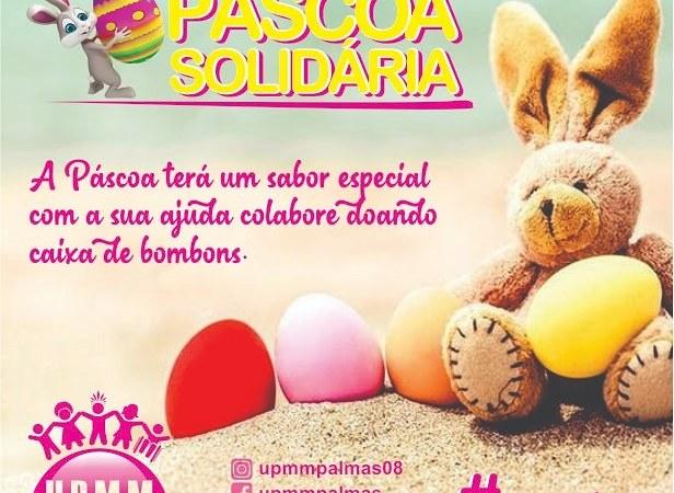 Projeto está arrecadando caixas de bombons para a páscoa de crianças carentes