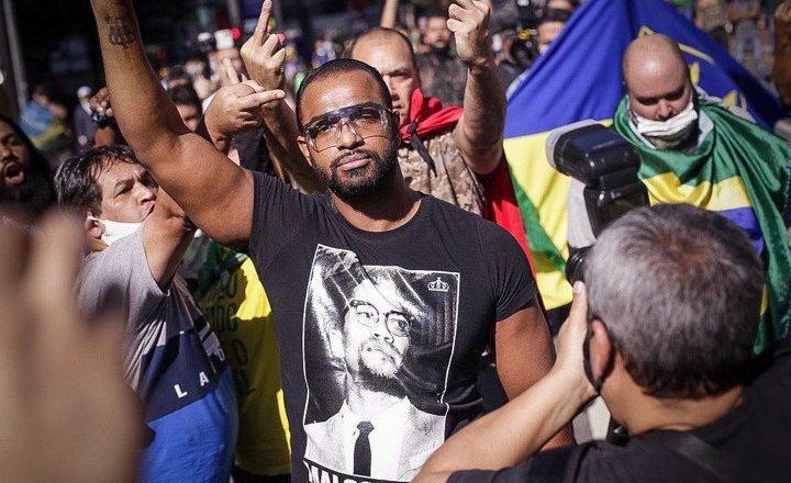 Novos protestos afirmam presença popular na luta contra Bolsonaro