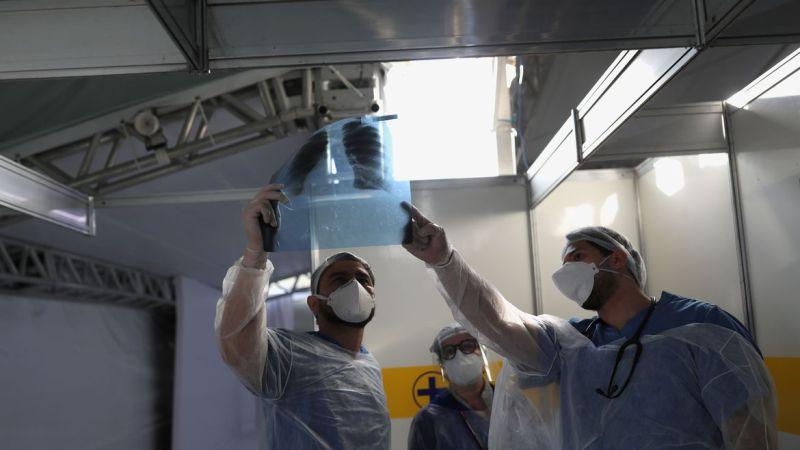 Um em cada 5 médicos diz que está capacitado para atender covid-19