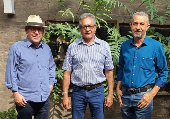 Podemos lança Gilmar Carneiro como pré-candidato em Colinas