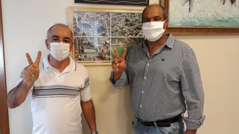 José Salomão convida Dr. Aurélio Araújo para cargo de vice após saída de Dico da chapa