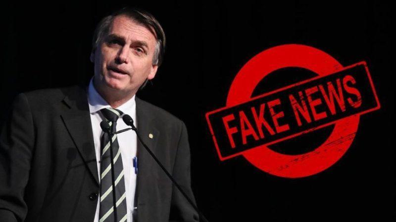 Justiça manda Twitter apagar postagem mentirosa de Jair Bolsonaro