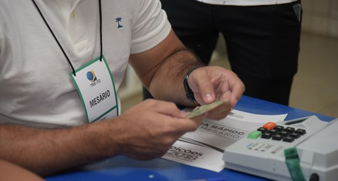 Eleições 2020: Tocantins contará com 13.8 mil mesários