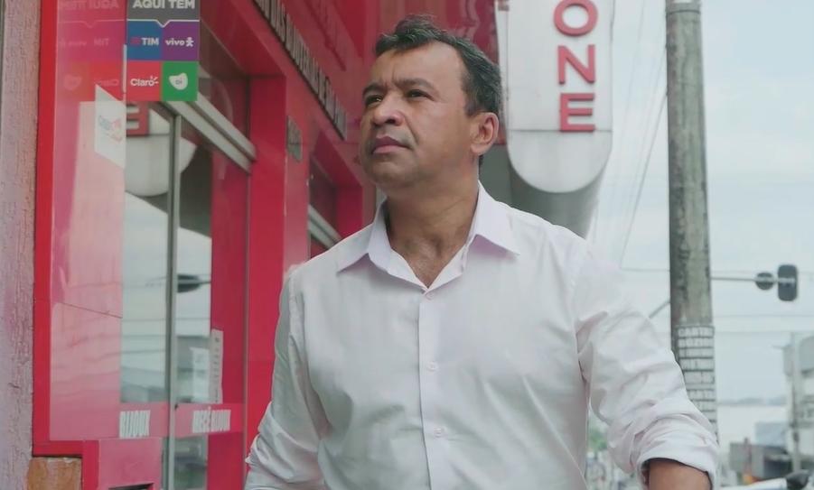 Na TV, Elenil relembra trajetória, destaca lutas e reforça compromissos