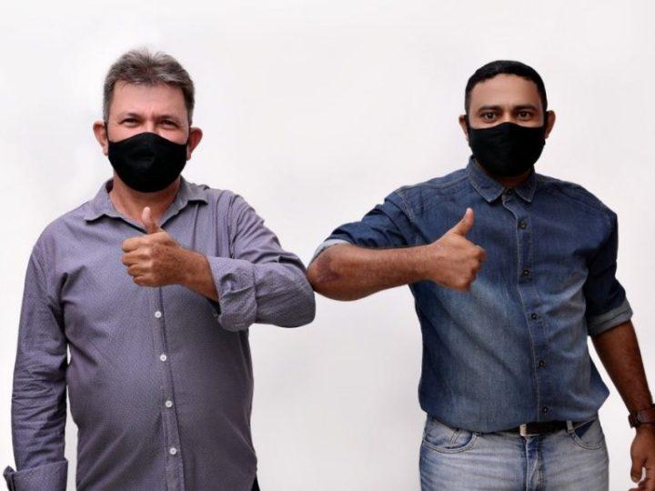 Em defesa da agricultura familiar, como prefeito, Edmar da Construção afirma que seu propósito é fortalecer e aprimorar a prática em São Salvador