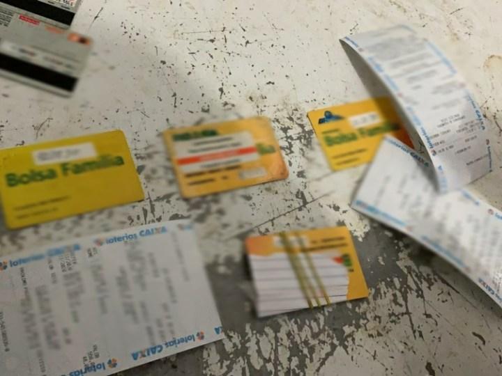 Operação Borduna investiga comerciantes suspeitos de reterem cartões bancários de indígenas e idosos em Tocantínia