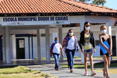 Aulas da rede municipal de ensino retornam nesta terça-feira, 3, em Araguaína