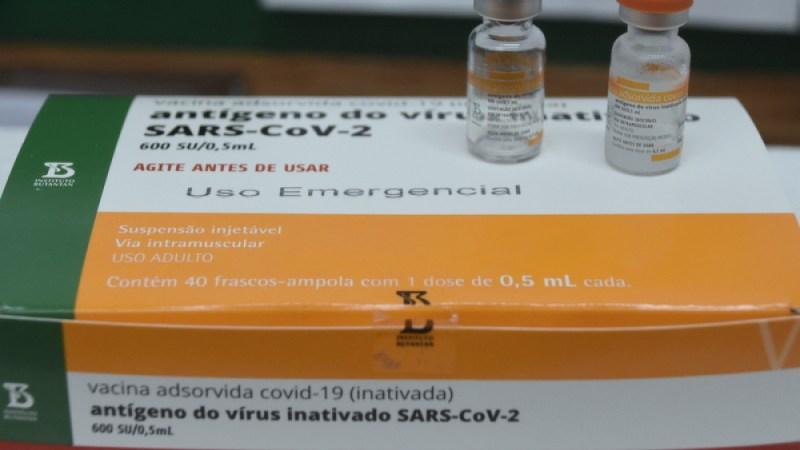 Vacinas para combate à Covid-19 podem ser retiradas pelos municípios a partir de 1º de março
